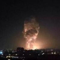 中国:天津沿岸地域の爆発・死亡者=85人 2015年08月