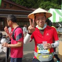 第5回飛騨高山ウルトラマラソン、今年もヨレヨレ完走(一部は歩)記 2016.6.19