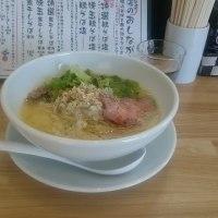 【食べ記録】鶏そば塩 鶏らぁ麺labo
