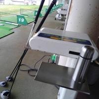 20170522記録(kata54)、ゴルフ練習場へ