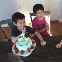 利生、7歳のお誕生日おめでとう!