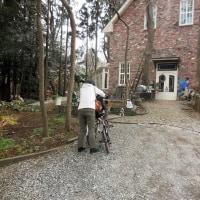 自転車で行ける英国!?、『佐倉 Manor House (マナーハウス) 』 でティー・ブレイク。