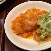 中華料理で女子会「中国家郷菜 虹橋」