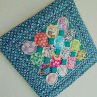 立体ボウタイのミニクッション3D  bowtie mini cushions