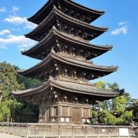 室生寺五重塔は、どんな構造?・・(^◇^)