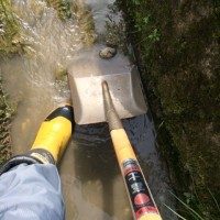 町内側溝・用水路清掃