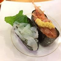 今宵は近所の回転寿司へ!