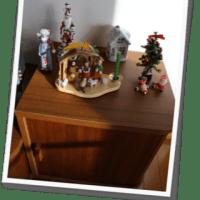 今年のクリスマス・リース