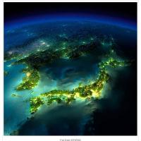 日本、綺麗・・・って