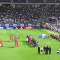 キリンカップ決勝 日本×ボスニア・ヘルツェゴビナ