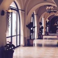 昼散歩から ~西海岸のホテル~