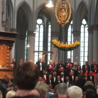 オラトリオ合唱団の公演