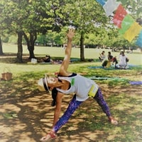 Love yourself flea market vol.6×YOGA  ヨガクラスの詳細です!!