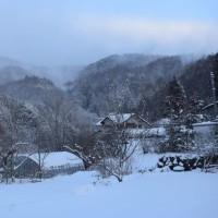 雪10cm