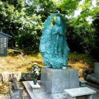 天龍寺の総鎮守「八幡社」と航空安全の「飛雲観音」へ!!