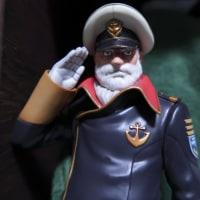 ヤマトガイズより沖田艦長来る!