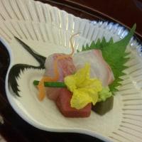 午餐は料亭・嵯峨野。