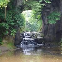 房総半島の旅・濃溝の滝