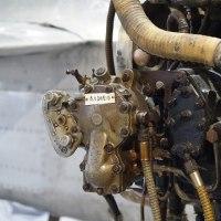 かかみがはら航空宇宙博物館 「飛燕」 見学記 1 貴重なエンジンの写真を、ご覧ください(^^)/