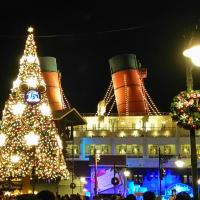 ディズニーのクリスマス