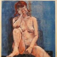 アクリル裸婦Ⅲ