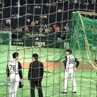 巨人対阪神@東京ドーム
