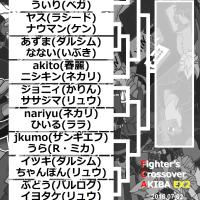 2016.07.01-02 SF5 対戦会&ランダム2on2大会「EX-FCA 2nd」について