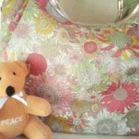 スモールスザンナのふっくらバッグ