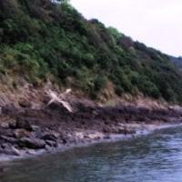 クロス岩南の大岩