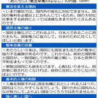 ●「アベ様「記念」広報局NHK」が、世論を「平成の治安維持法」へとミスリードして「裸の王様」を歓喜…
