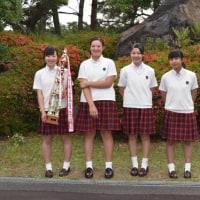 第22回九州中学校ゴルフ選手権大会<チャレンジゴルフ>
