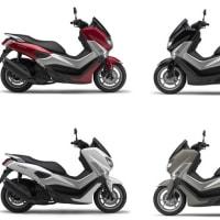 「 125ccスクーター NMAX 」