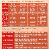 プレイ日記 選手権本戦中