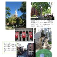 ( ゚∀゚)・∵.初めてのNYCと違った2度めのNew Yorkまず⇒(BOSTON/wasinntonnDC)