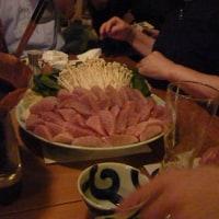 第12回山桜桃の会 … 『浅草一文(本店)』と名物「ネギマ鍋」