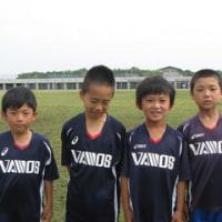 ジュニアの選手たち