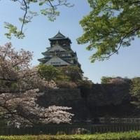大阪城にまで行ってしまった