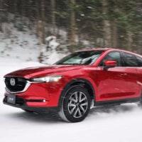 マツダ車が雪道にも強い理由とは…新型 CX-5 で体感