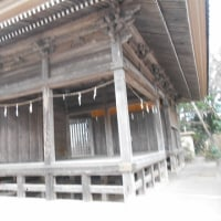 道祖神社に初詣、行きました!