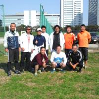 多摩川レガッタの写真