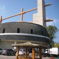 韓国春川市のマッククッス博物館と昭陽ダム