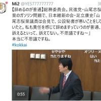 【国会2/21】足立康史劇場 ガソリーヌ山尾をボコボコに追及!
