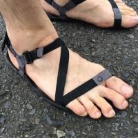 持ってる靴 XeroshoesのAmuri Z-TREK