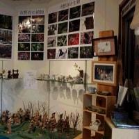 吉岡忠介陶想展「流山の森からの、たより2016森のコンサート」ギャラリーよしさんで