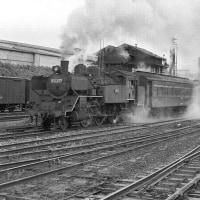 蒸気機関車 日田英彦山線のC11型