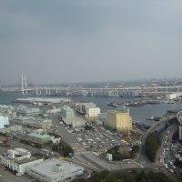 東洋一の灯台 横浜マリンタワー
