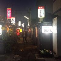 魅惑の美食街