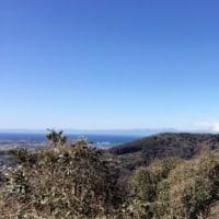 三浦半島・武山へ