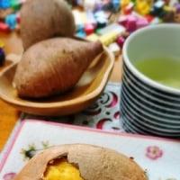 初♥️たんかんと安納芋