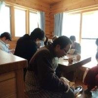 原野のもりのオトナ木育ひろば~木製カップ(ククサ)作りワークショップ~2017.2.26(日)